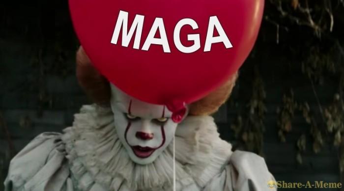 MAGA Yeah It Is Clown Worthy